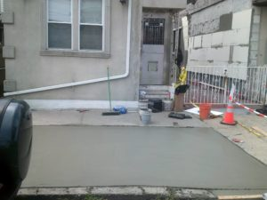 sidewalk repair services in ny